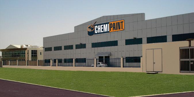 Company Profile   Chemipaint